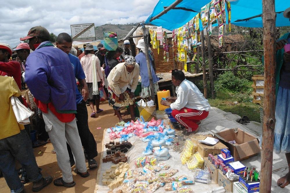 rural market madagascar